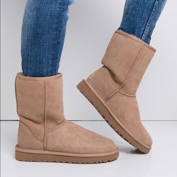 2c49b5173c2 NIB. Short UGG Boots. NWT